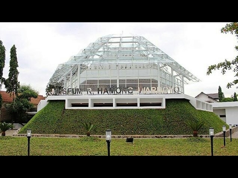 Museum R.Hamong Wardoyo Boyolali Jawa tengah