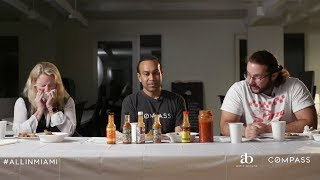 ALL IN Miami - Our Take on Hot Ones