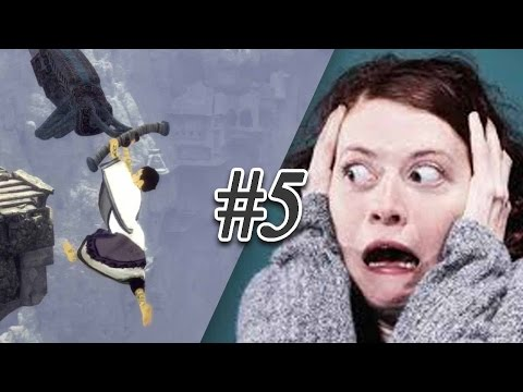 WILL HE FALL? - The Last Guardian - Part 5