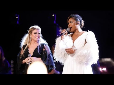 Jennifer Hudson & Kelly Clarkson | Always Be My Baby [Mariah Carey] The Voice Mp3