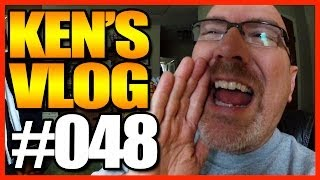 Ken'svlog #048 - Peppermint Mocha, Tim Hortons Panini, Bk Quad Whopper, Butter Chicken