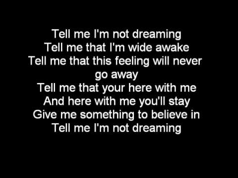 Katherine Jenkins - Tell Me I'm Not Dreaming. (Full Song With Lyrics)