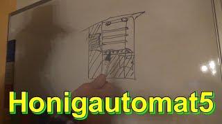 Honigautomat selber bauen 5 - DIY