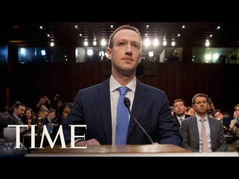 Mark Zuckerberg Testifies Before House Energy & Commerce Committee For Second Day | TIME