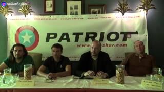 Пресс-конференция Золотого Кольца (полная версия)