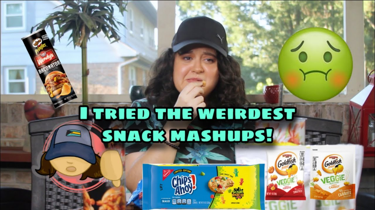 WEEKLY UPDATE: I tried Lay's New Flavor Icons and Weird Snack Mashups so you don't have to!