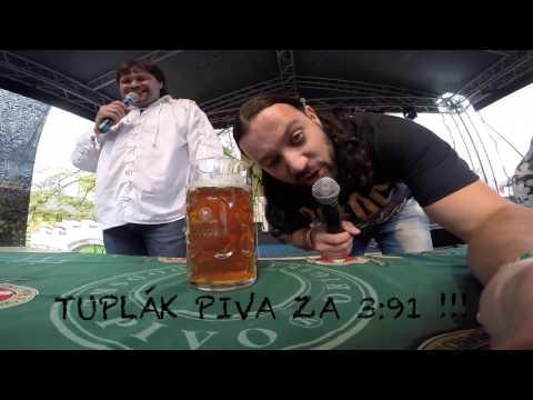 RUDA - TUPLÁK PIVA na EX REKORD !!!