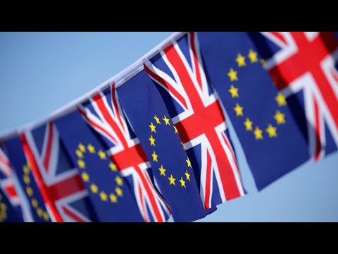 EU pushes 'divorce bill' in Brexit talks