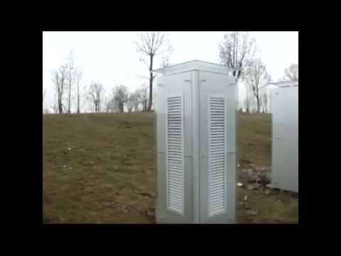 Wind Turbine Powered City Park Lighting - HY Energy Shanghai Expo Park