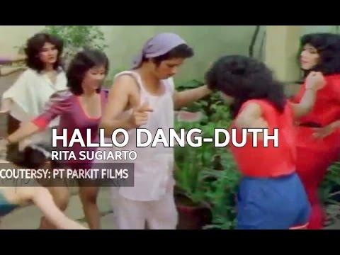 [MV] Rita Sugiarto - Hallo Dang-Duth | Dilihat Boleh Dipegang Jangan, OST (1983)