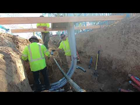 Electrician's At Work #electrician#electrical#construction#contractor#sparky#work