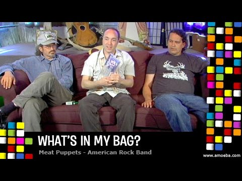 Meat Puppets - What's In My Bag?