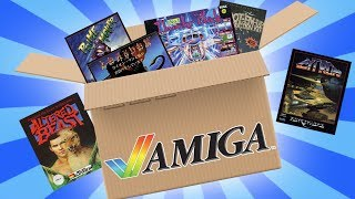 Only Amiga - What's In The Box - Ep 40