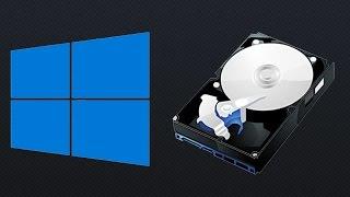 Как добавить свободного места на диске С без потери информации и всех данных в ОС Windows 10