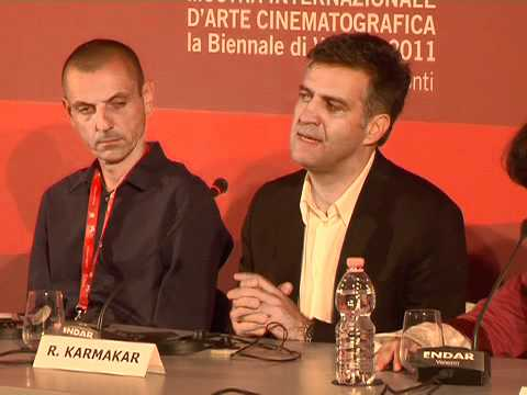 68th Venice Film Festival - Orizzonti -- Conference - Die Herde des Herrn