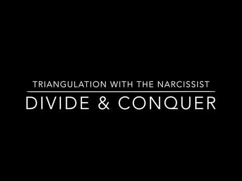 Triangulation with the Narcissist