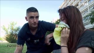 Pompiers leurs vies en direct du 22 janvier 2017 TF1 2017 01 22 16 26