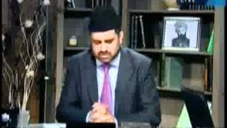 What is the purpose of coming of Hadrat Mirza Ghulam Ahmed Qadiani (AS) in India.flv