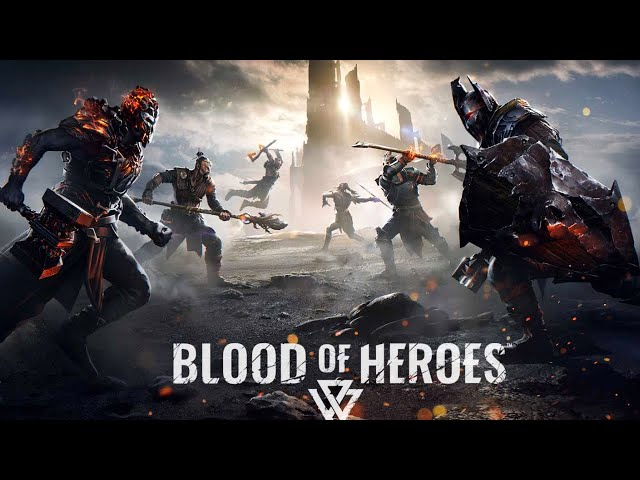 Blood of Heroes 🩸 Eindruck | Review | Angezockt 🪓 Deutsch