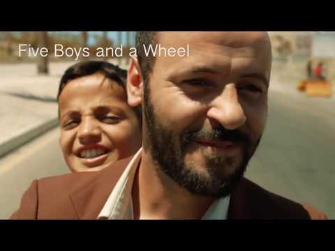 2017 Boston Palestine Film Festival Trailer
