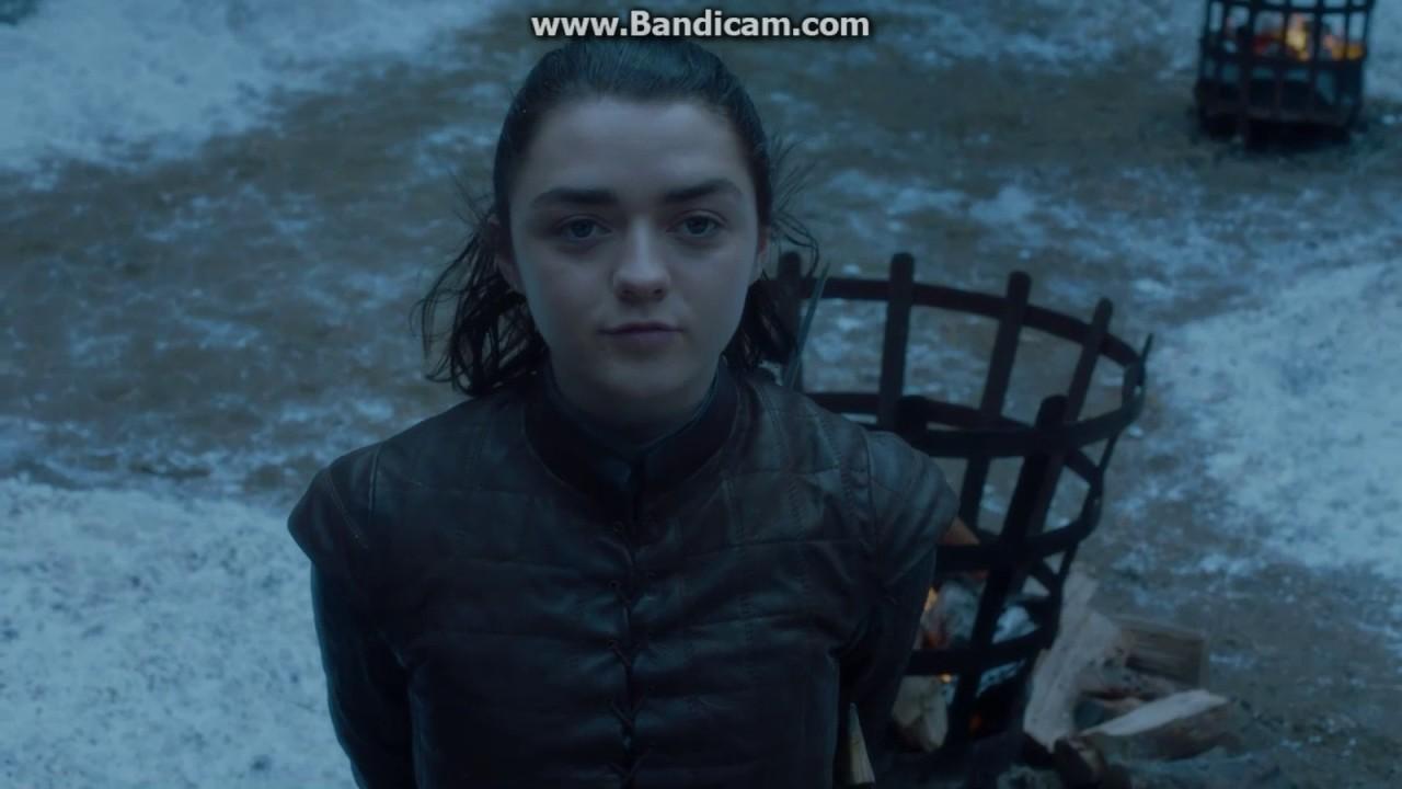 Arya Stark Vs Brienne