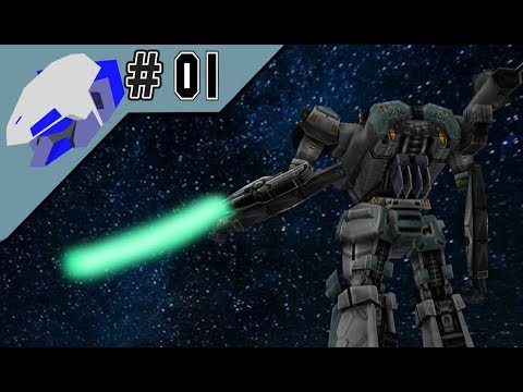 Armored Core 3 Blade only : The start of a great journey.