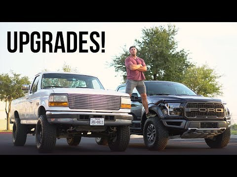 Truck Upgrades