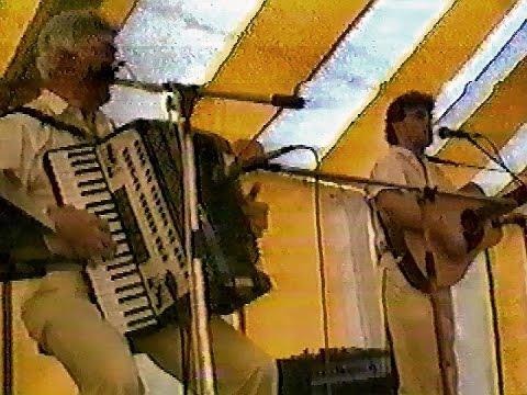1988 Dermot O'Brien & Dermot Jr. at Brockton Irish Festival in Massachusetts.