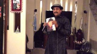 Phoolon Ka taron Ka sabka kehna hai By Actor patel