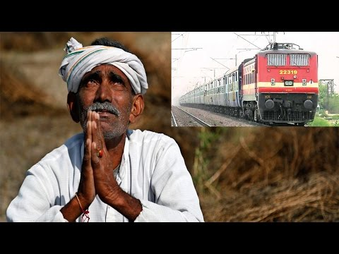 Indian Farmer Wins Train in Legal Fight With Railway | AtoZ News