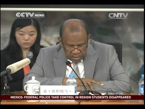 China contributes $6 Milloin to WFP to fight Ebola