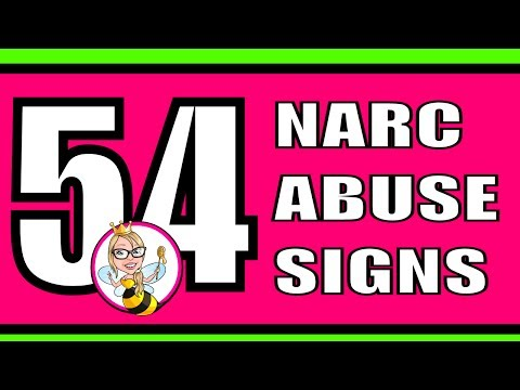 54 Signs of Narcissistic Abuse in Toxic Relationships: Identifying Gaslighting & Narcissism Comp Vid