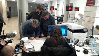Asaja Baleares, Unió  de Pagesos y AIA-UPA registran petición sobre cierre de matadero
