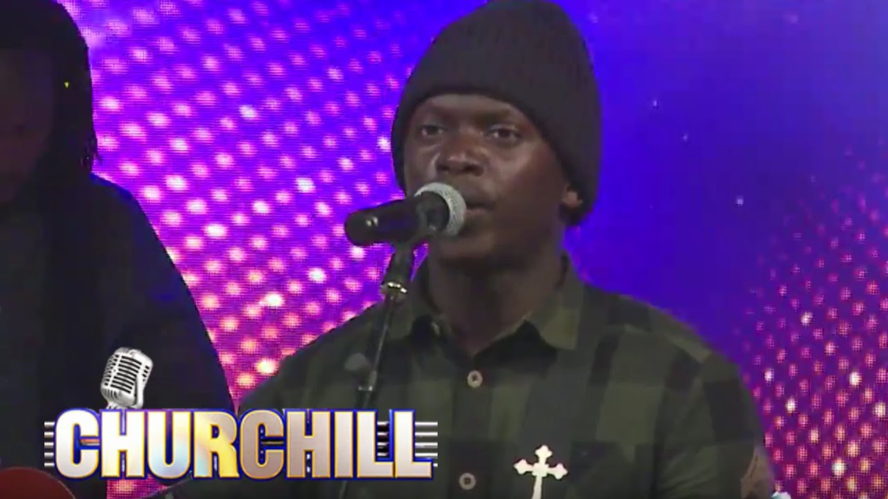 Beauty For Ashes perform Niwambere on Churchill Show