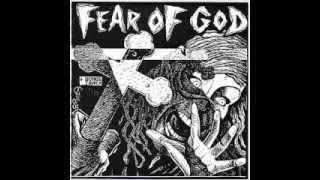 FEAR OF GOD - FEAR OḞ GOD (FULL EP) 1988