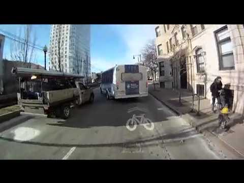 Greater Boston Video: The Challenges Of Year-Round Bicycling