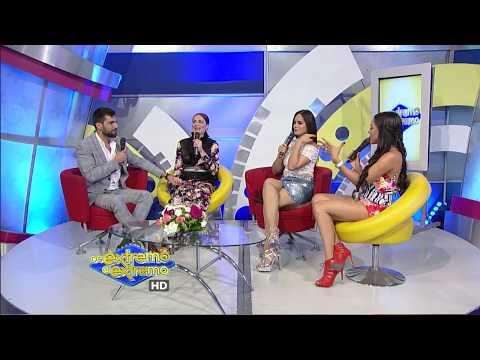 Entrevista a los actores Osvaldo de León y Victoria Camacho en De Extremo a Extremo