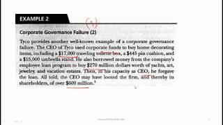 2012 CFA Level 2 Video R31 Corporate Governance.mp4