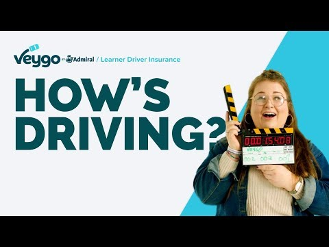How's Driving? |  Veygo By Admiral