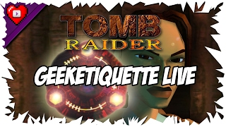 Tomb Raider 1 1996 (PC - Steam, with PS1 Music) Part 2