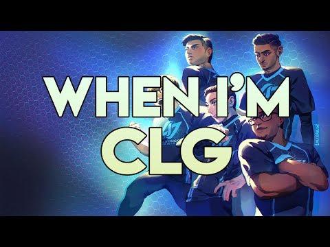 When I'm CLG