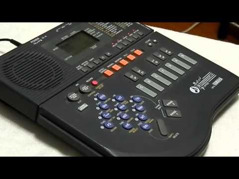 22206 YAMAHA MIDI Music Accompaniment Plaer