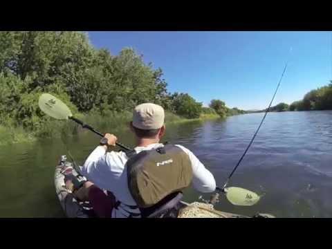 Fishing The Lower Yakima River