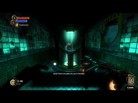 Bioshock 2, Level 2, The Atlantic Express