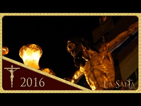 Stmo. Cristo de la Sed en Nervión - Hermandad de la Sed (Semana Santa Sevilla 2016)