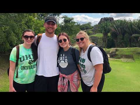 Bobcats in Belize: OHIO Students Study Abroad, Gain Multicultural Perspectives