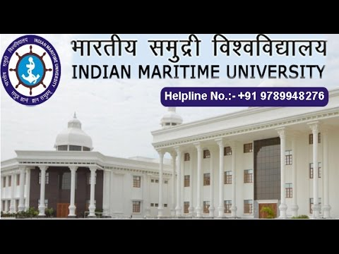 IMU CET Application Form, Eligibility Criteria, Exam Date  | Indian Maritime University