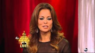 Brooke Burke-Charvet Reveals 'Shocking' Part of 'Dancing With the Stars' Firing