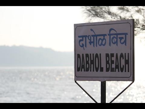 Dabhol beach Dapoli konkan Maharashtra
