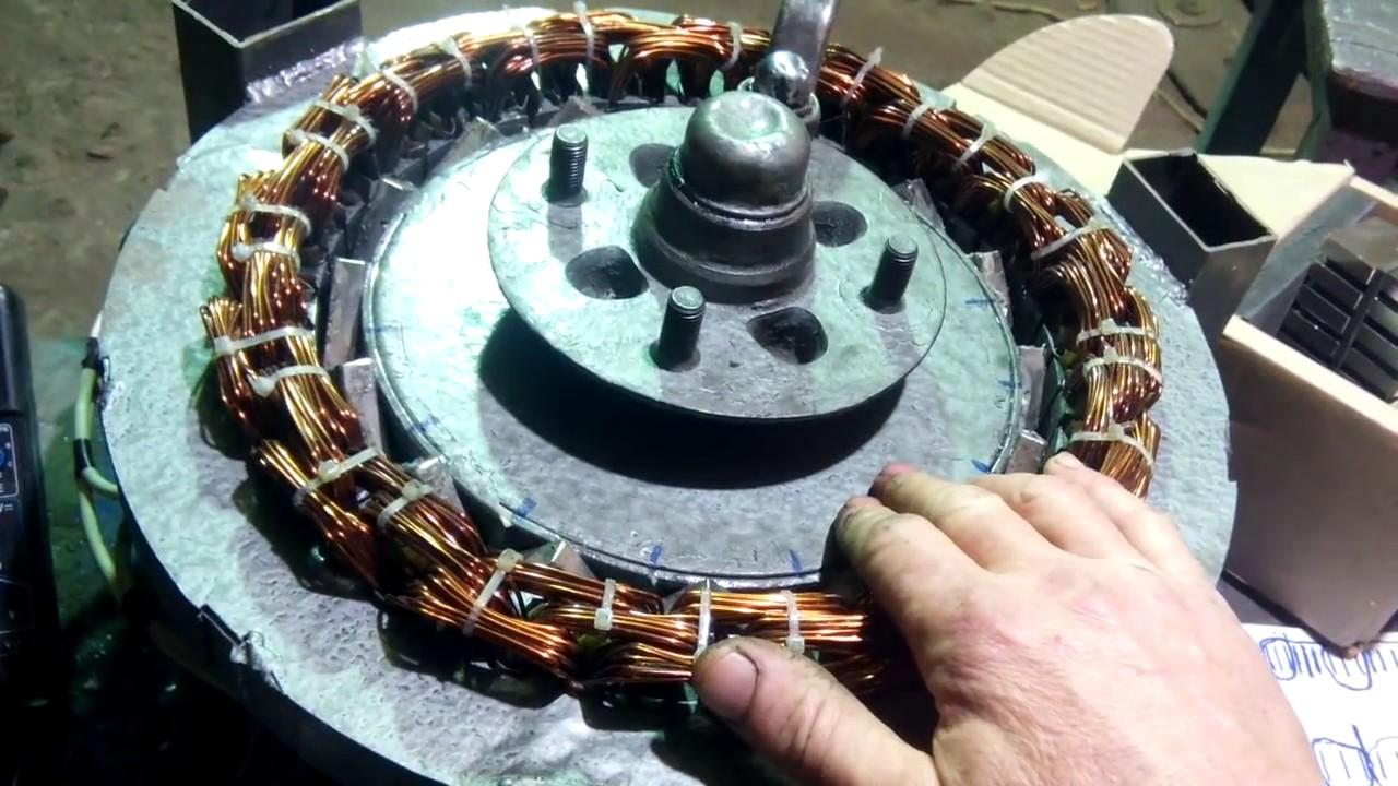 Ветрогенератор 30 квт своими руками фото 166